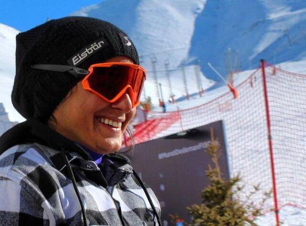 اولین واکنش سرمربی اسکی زنان پس از ممنوعالخروجی توسط همسرش