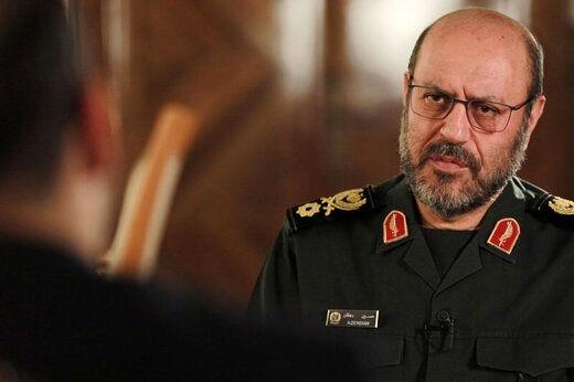 رد یک ادعای موشکی علیه دولت روحانی از سوی سردار دهقان