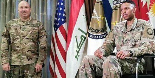 توجیه ائتلاف آمریکایی برای خروج نیروهایش از عراق