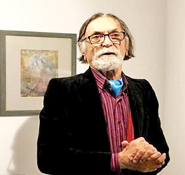 درگذشت نقاش پیشکسوت نوگرا
