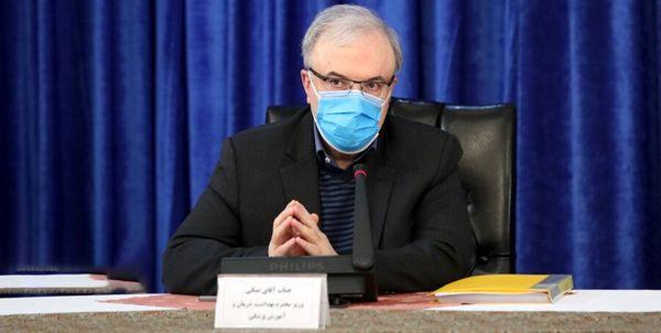 وزیر بهداشت: التماس می کنم مردم مسافرت نروند