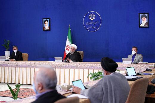 کنایه معنادار روحانی به کاندیداهای ریاست جمهوری