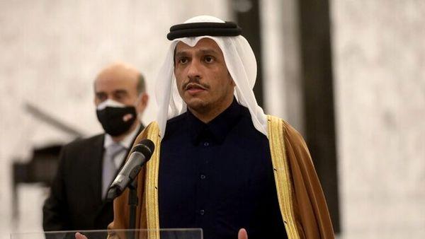 قطر: به حمایت از لبنان ادامه میدهیم