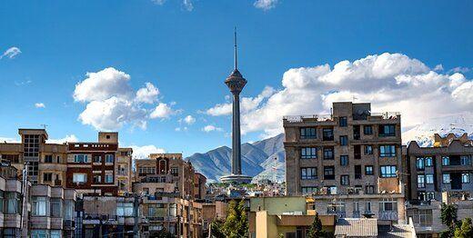 کیفیت هوای تهران، قابل قبول است