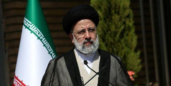 حضور ابراهیم رئیسی درتالار بورس تهران