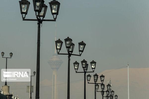 دیماه امسال آلودهترین ماه تهران در ۱۰ سال گذشته