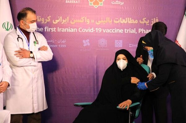 واکنش نمایندگان به آزمایش واکسن ملی کرونا
