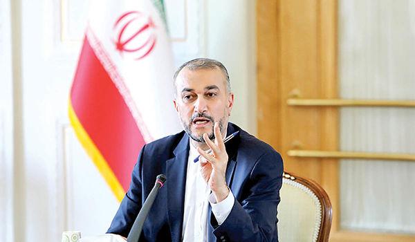 گزارش مذاکرات تهران - ریاض