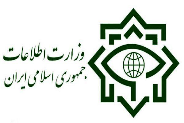 بیانیه مهم وزارت اطلاعات درباره دستگیری جمشید شارمهد