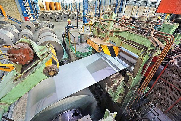 راهاندازی خطوط نورد فولاد با تجهیزات ایرانی