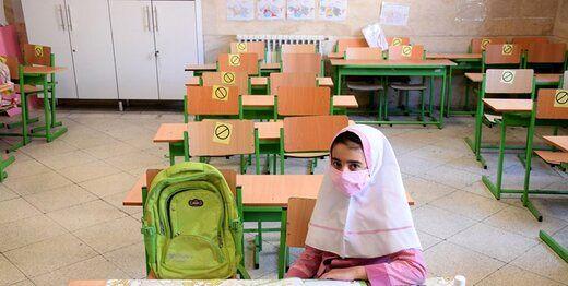 زمان بازگشایی تدریجی مدارس مشخص شد