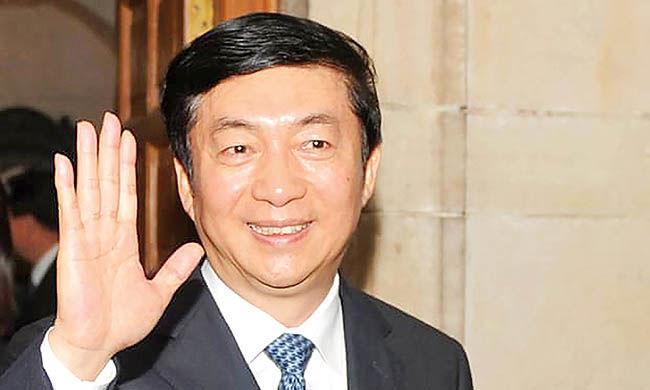 یک اطلاعاتی نماینده چین در دولتشهر