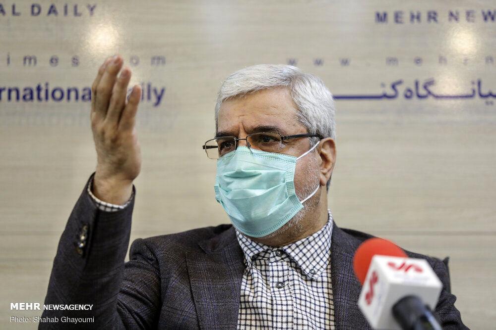 رئیس ستاد انتخابات کشور: ۲ میلیون نفر درگیر انتخابات ۱۴۰۰ هستند/ رعایت نکردن پروتکلهای بهداشتی تخلف انتخاباتی محسوب میشود