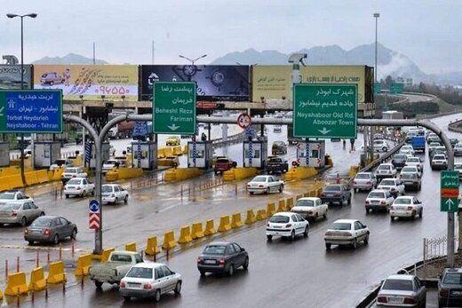 اعمال محدودیت ورود و خروج در ۲۵ مرکز استان
