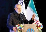 اطلاعات جدید لاریجانی درباره تحریمهای آمریکا