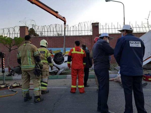 بیشترین دلیل تصادفات در تهران چیست؟