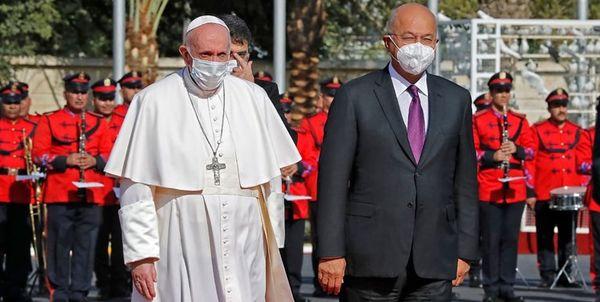 انتظار برای پاپ فرانسیس و آیت الله سیدعلی سیستانی