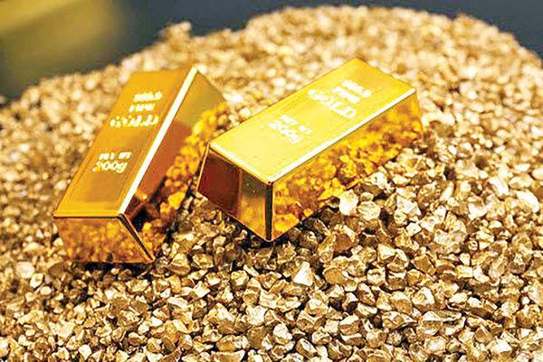 افت فشار طلا در 2021