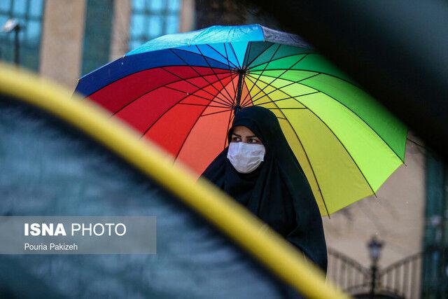 هشدار هواشناسی؛ رگبار و رعد و برق در ۱۴ استان
