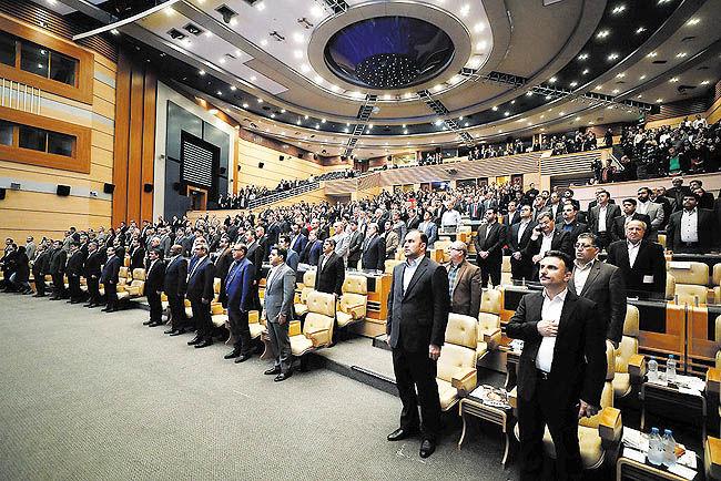 کیش میزبان نمایندگان 15 کشور