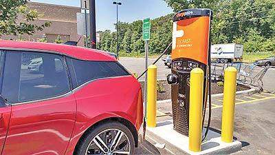 افزایش فزاینده ایستگاههای شارژ بریتانیا