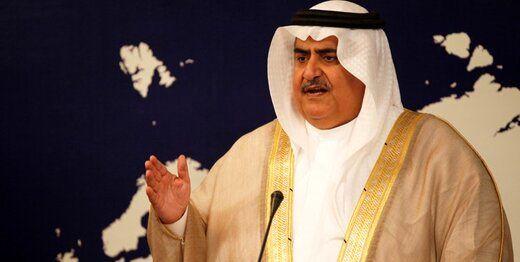شاه بحرین اظهارات اخیر قطر را هذیان و دروغ خواند