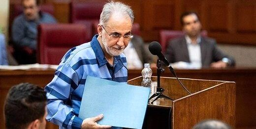 وکیل نجفی: یک میلیارد وثیقه دادیم ولی دادگاه قبول نمیکند