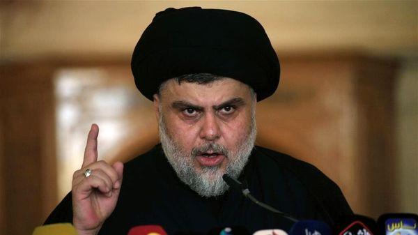 توصیه مقتدی صدر به دولت و معترضان عراق