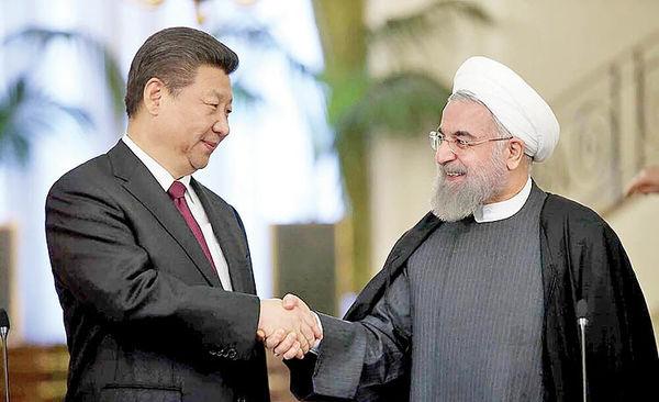 هراس غرب از توافق ایران وچین
