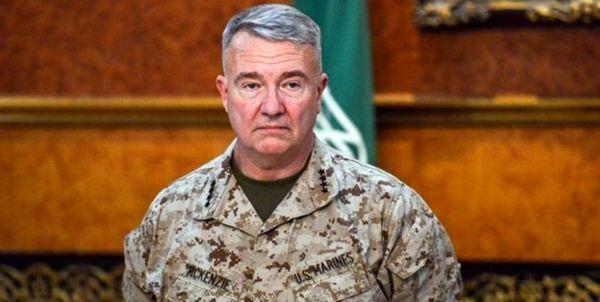 پاسخ فرمانده سنتکام به پرسشی درباره تنش بین ایران و آمریکا