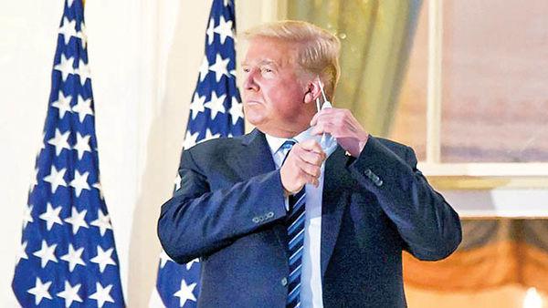 بازگشت هالیوودی به کاخ سفید