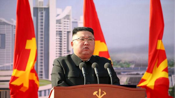 رهبر کره شمالی بعد از مدتها پیدا شد