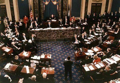 کرونا سنای آمریکا را تعطیل کرد