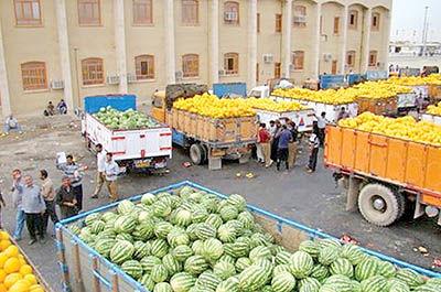 رشد 20 درصدی صادرات صنایع غذایی