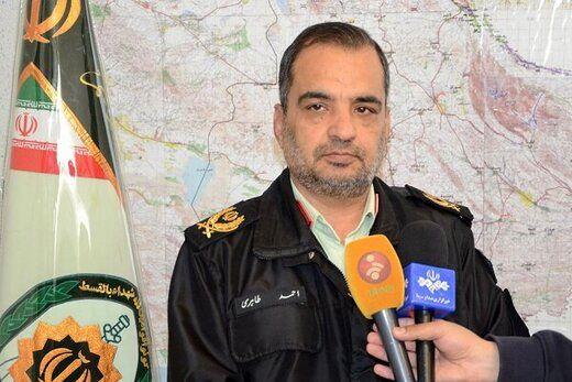 بازداشت حمله کنندگان به ماموران انتظامی با سلاح سرد