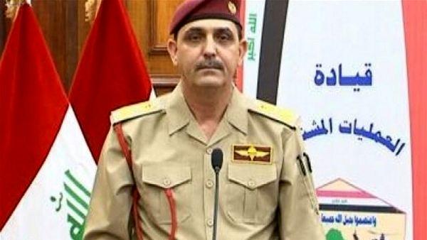 صحبتهای سخنگوی ارتش عراق درباره حمله په پایگاهها و دستورکار خروج آمریکاییها