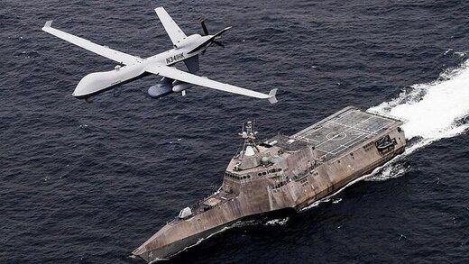 جزئیات تشکیل یگان پهپادی آمریکا در خلیج فارس