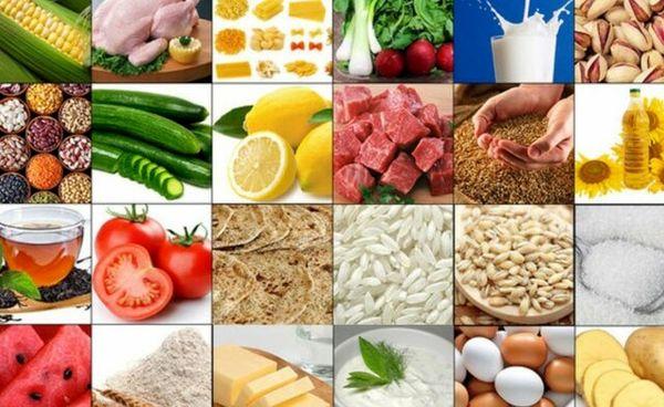 قیمت مرغ، گوشت و انواع میوه در بازار