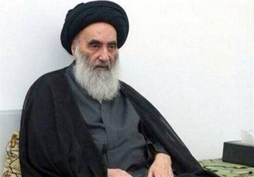 بیانیه آیتالله سیستانی در آستانه انتخابات عراق