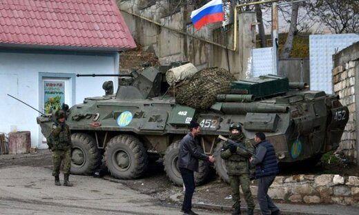 امضای توافقنامه روسیه و ترکیه درباره قره باغ