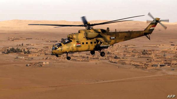 ۵ افسر ارتش در سقوط بالگرد کشته شدند