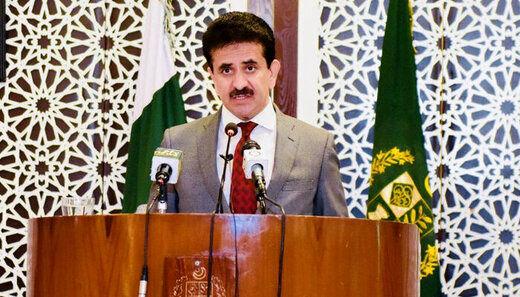 واکنش پاکستان به ترور شهید فخریزاده