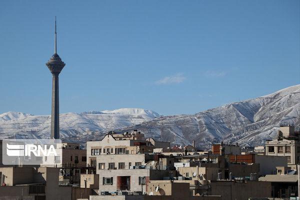 کیفیت هوای تهران چگونه است؟