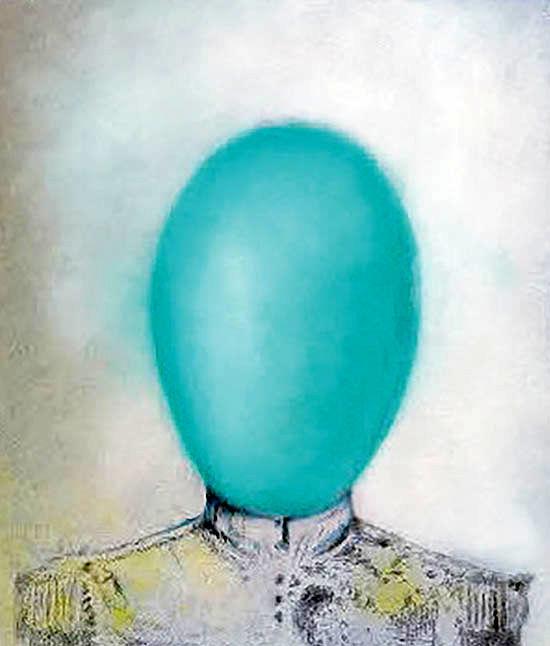 نمایشگاه مجازی آثار نقاش ایرانی  در عرصه بینالمللی