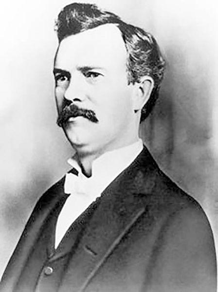 ویلیام سووارد باروز یکم،   مخترع ماشین حساب