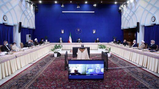 دولت رئیسی دولت سوم احمدینژاد است