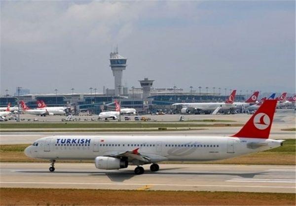ترکیه پروازهایش به عراق را لغو کرد