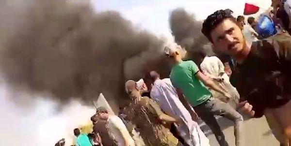 تجمعات اعتراضی در عراق در رد نتیجه انتخابات