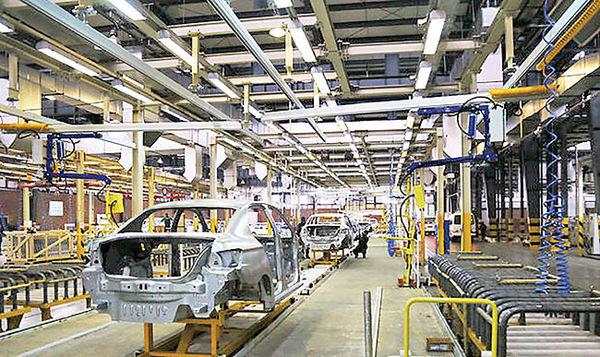 شروع تولید خودروسازان با هفت حذفی