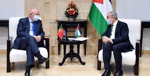 موضع پرتغال درباره انتقال سفارتش به قدس